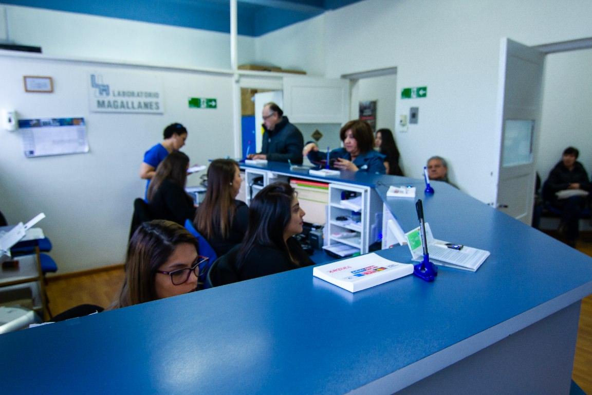 Laboratorio Magallanes 10
