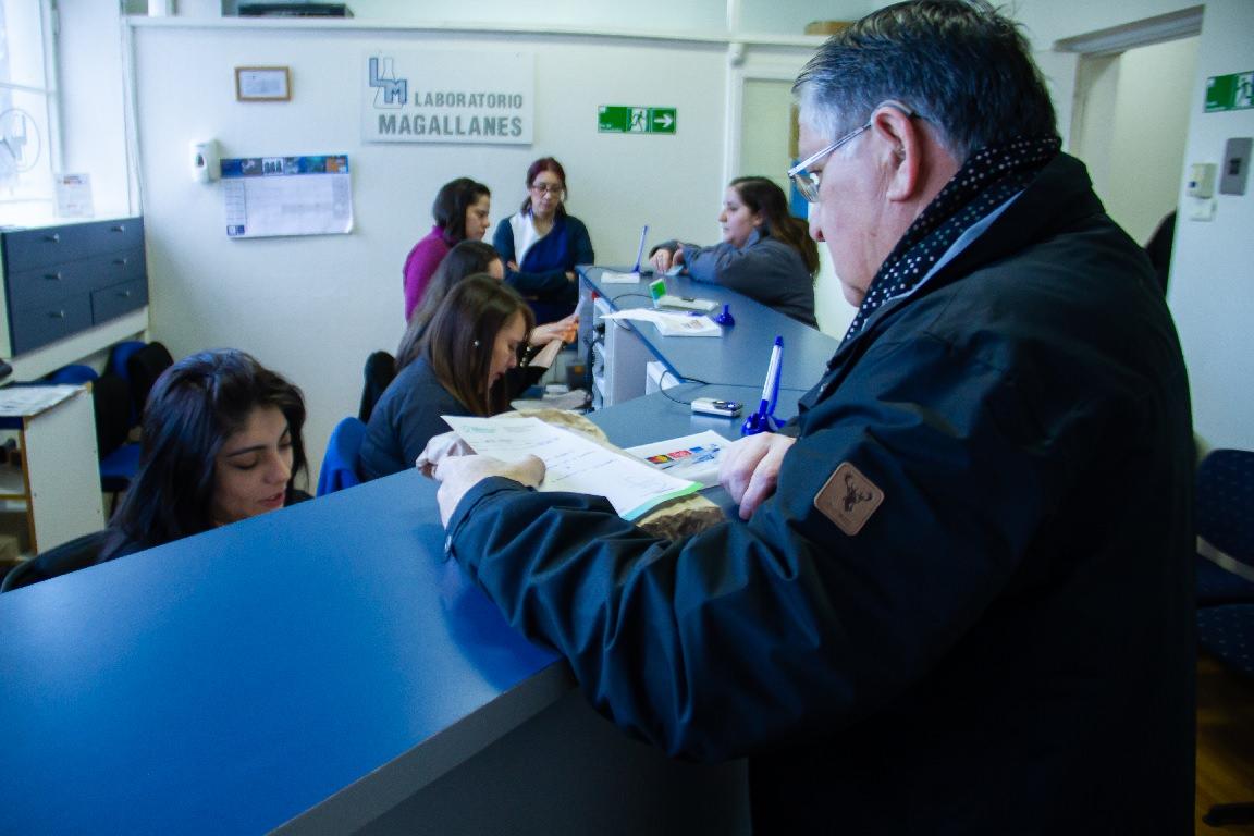 Laboratorio Magallanes 14
